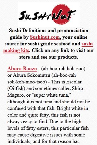The Ultimate Sushi Guide