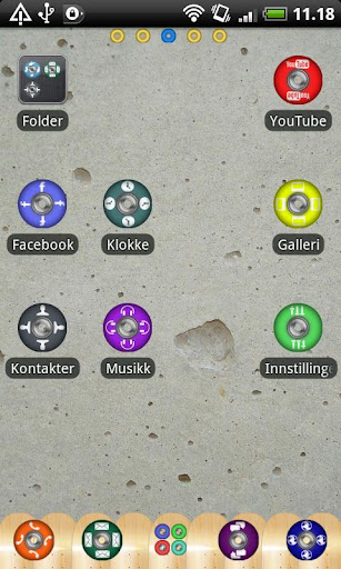 Skate Go Launcher EX Theme