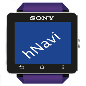 Cover art Smart H Navi for SmartWatch 2