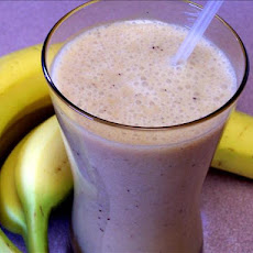 Banana Passion Fruit Smoothie