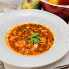 Fragrant White Beans Soup