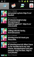 Screenshot of Cody Simpson Be Fan
