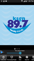 Screenshot of Family Friendly 89.7 KSGN