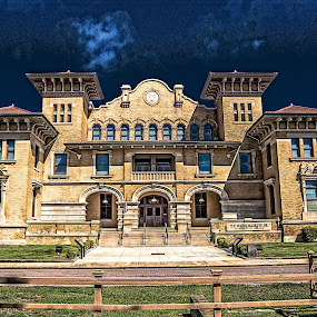 TT Wentworth museum by Jon Cody - Buildings & Architecture Public & Historical ( pensacola, architecture, museum, historic )