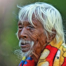 ThobiasTes diusia 116 Thn. Desa Nualain NTTThanks Sdh Di Suka........... by Made Thee - People Portraits of Men