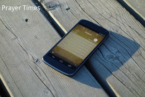 Screenshot of Salah Zone (Prayer Times)