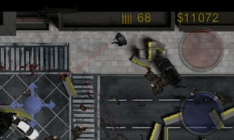 Screenshot of Last Stand Lite