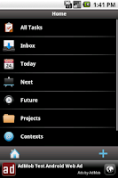 Screenshot of Due Today Lite