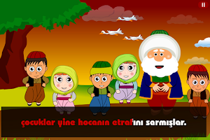 Screenshot of Masal Nasreddin Hoca Parayı...