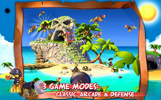Crazy Chicken Pirates - screenshot