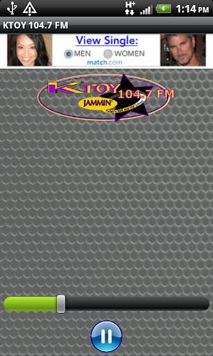 KTOY 104.7 FM