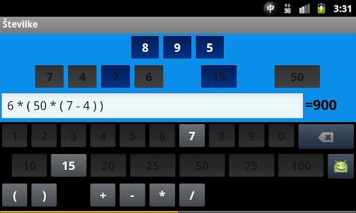玩免費解謎APP|下載Številke in črke (kviz) app不用錢|硬是要APP