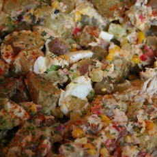 Picnic Chicken Potato Salad