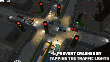 Screenshot of TrafficVille 3D