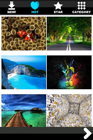 best-hd-backgrounds for android screenshot
