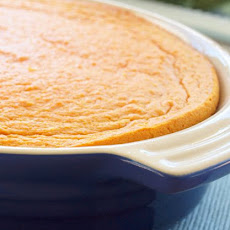 Gingered Carrot Soufflé
