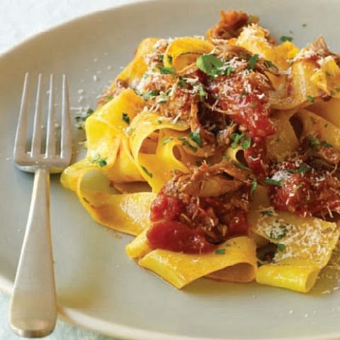 Gwyneth Paltrow's Duck Ragu