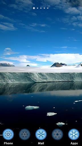 [AL] World Of Ice Theme