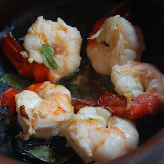 Ginger Prawns Recipes