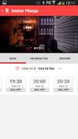 Screenshot of Restorando