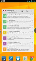 Screenshot of Bubble Launcher XDA (FREE)