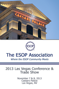 The 2013 ESOP Conference - screenshot