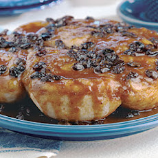 Cinnamon-Raisin Sticky Buns