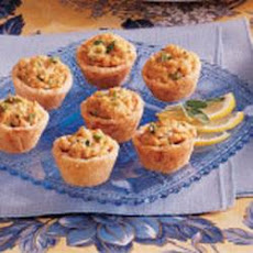 Salmon Tartlets