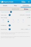 Screenshot of Barclays Homeowner