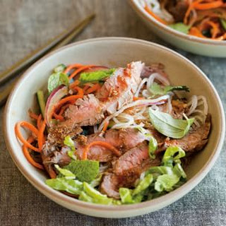 Vietnamese Flank Steak Salad