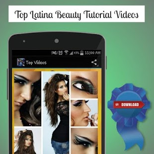 Latina Beauty Tutorial Videos - screenshot