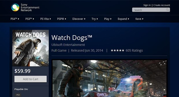 Online store listing points to a June release for Watch Dogs, release announcement could be imminent