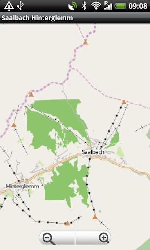 【免費旅遊App】Saalbach Hinterglemm ski area-APP點子