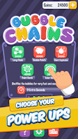 Screenshot of Bubble Chains