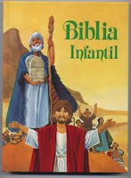 Screenshot of Biblia para niños - Lecturas