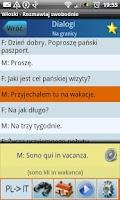 Screenshot of Rozmawiaj po Włosku