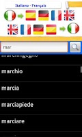 Screenshot of EURO DIZIONARIO OFFLINE