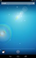 Screenshot of Galaxy  Sunshine LiveWallpaper