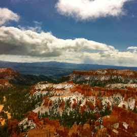 Bryce Canyon by Tyrell Heaton - Instagram & Mobile iPhone ( instagram, iphone, bryce canyon )