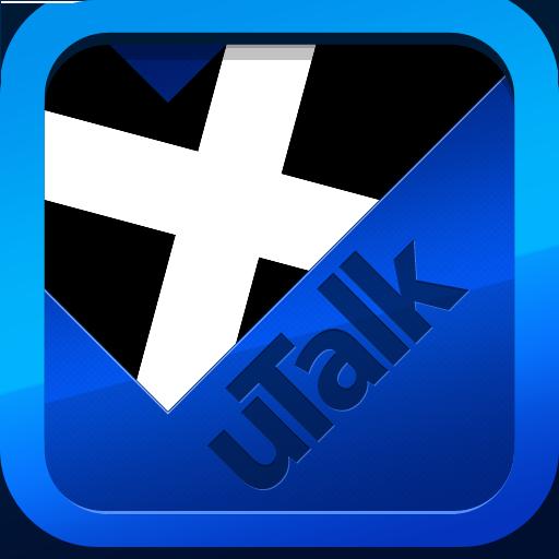 uTalk 康沃尔语 LOGO-APP點子