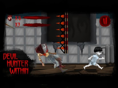 Devil Hunter Within - screenshot