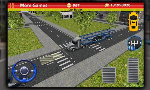 transport 3d game