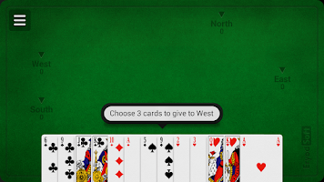 Screenshot of Hearts - Free