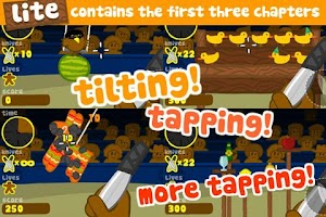 Screenshot of Gingerbread Circus LITE