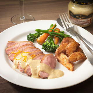 Orange Sauce Duck Recipes