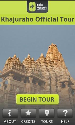 Official Khajuraho Audio Tour