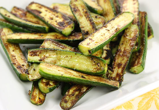 Sauteed Baby Zucchini Recipe | Yummly
