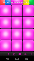 Screenshot of Electro Drum Pads