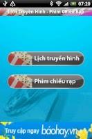 Screenshot of Lịch Truyền Hình - Lịch Ti vi