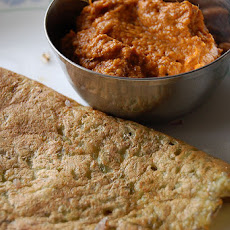 South Indian Ginger Chutney